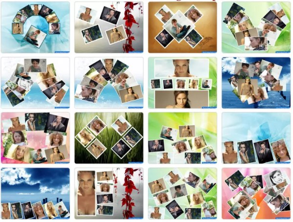 Photo Collage Online Online