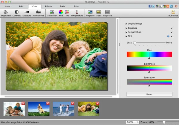 PhotoPad Free Mac Photo Editing Software (Mac) - Download