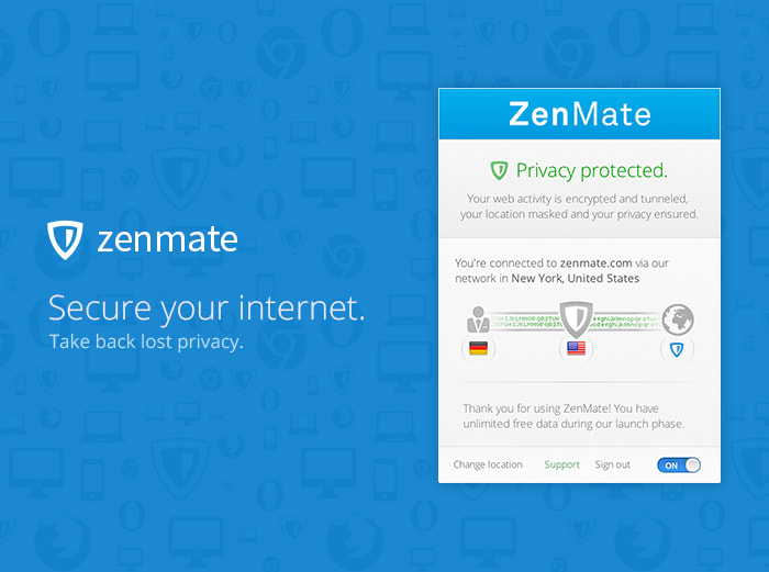 zenmate free download