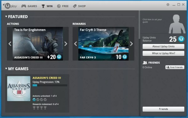 Uplay - Download