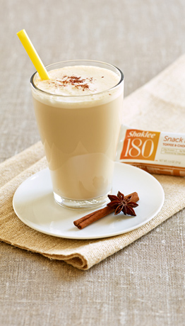 Pumpkin Spice Smoothee