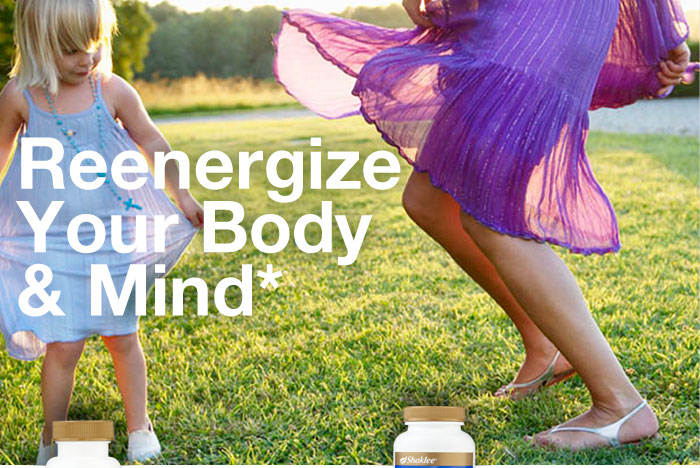Reenergize Your Body & Mind*