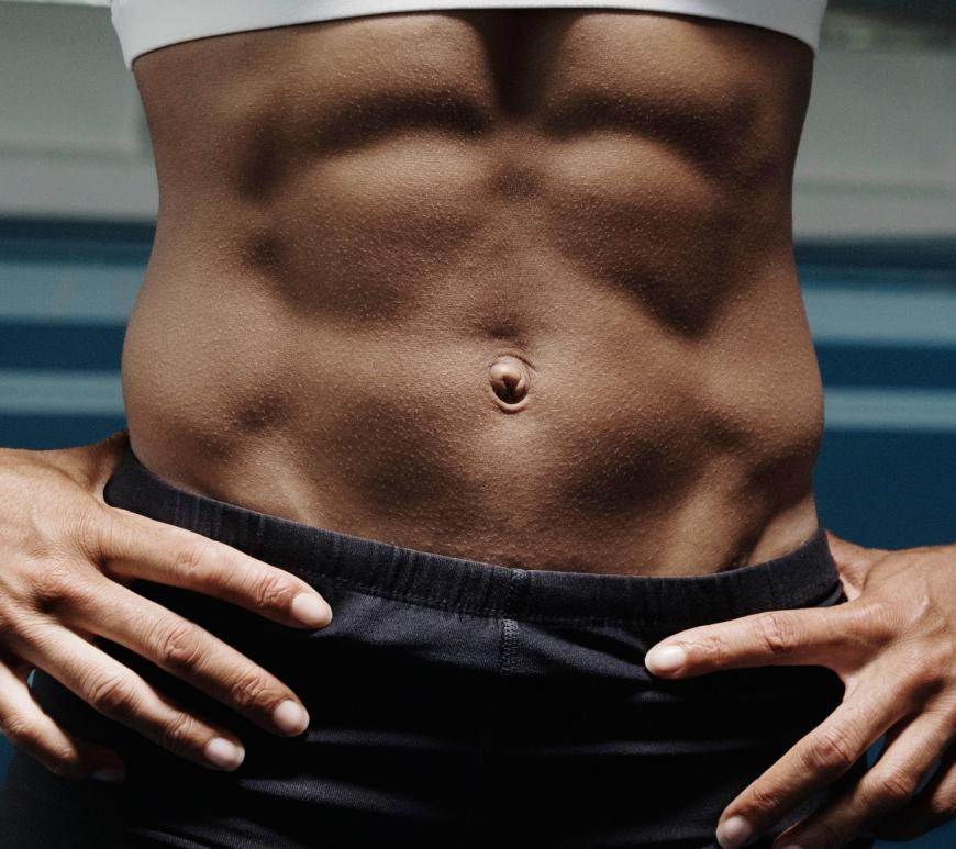 Abs Workout 10 Oblique Exercises For A Flat Stomach Shape Magazine