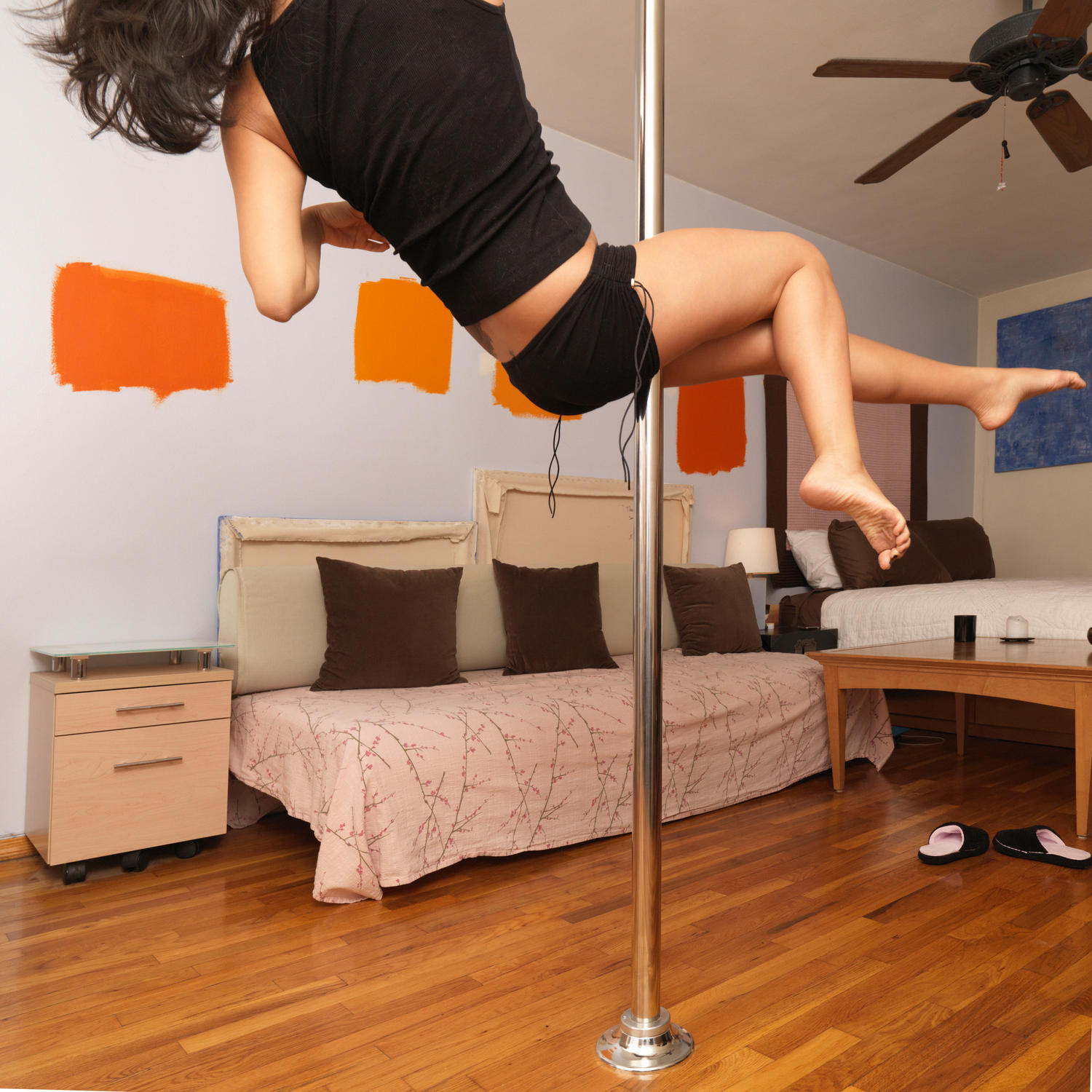 Why You Should Try The Pole Dance Fitness Trend Shape Magazine