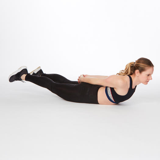 locus lift at home back exercise for back fat