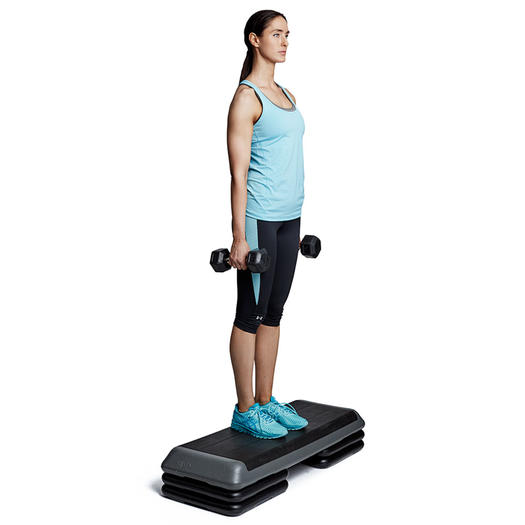 Dumbbell Workout For Strength Training Your Legs And Lower