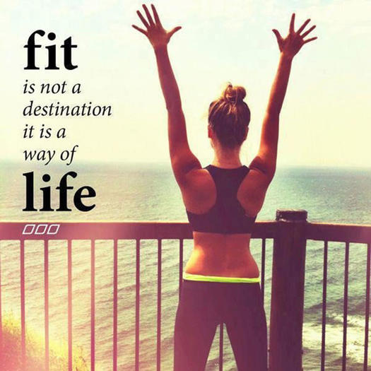 fit destination 700 0 - 25 Inspirational Fitness Quotes to Motivate Every Aspect of Your Workout