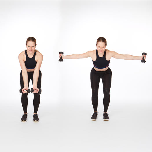 t-raise at home exercise for back fat