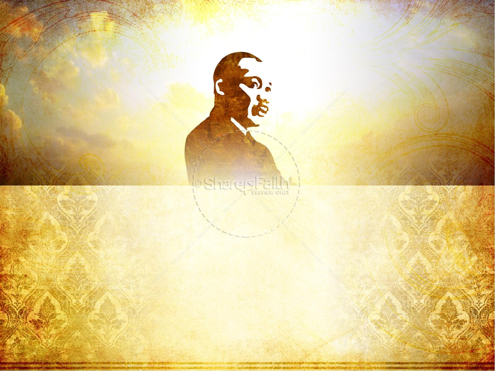 Martin Luther King Jr Day Clip Art