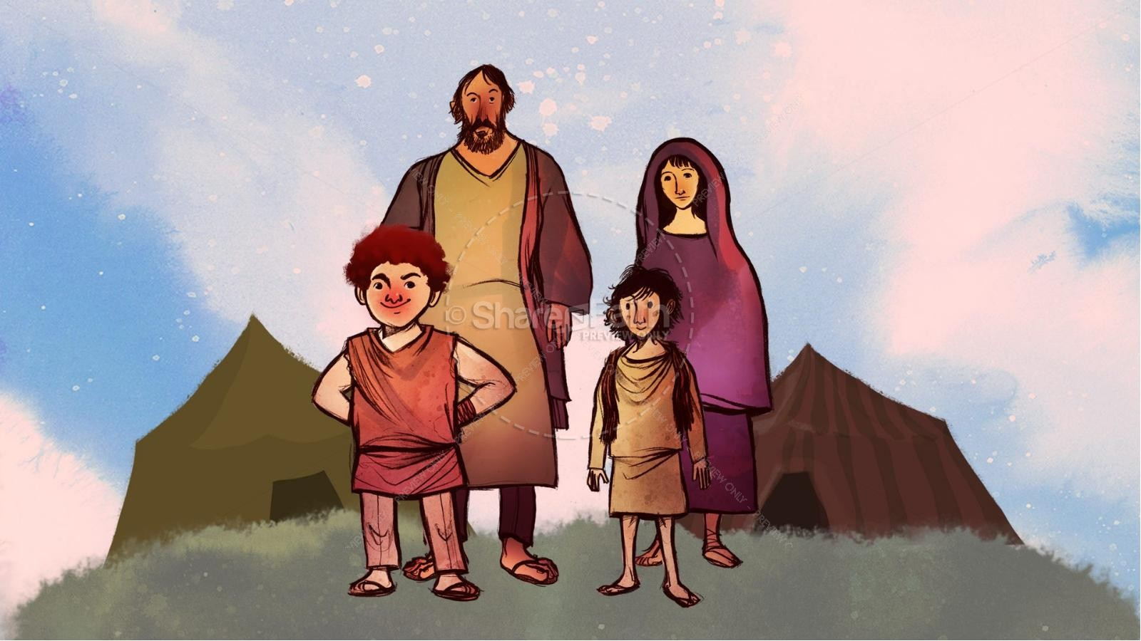 Jacob And Esau Story For Kids Kids Matttroy