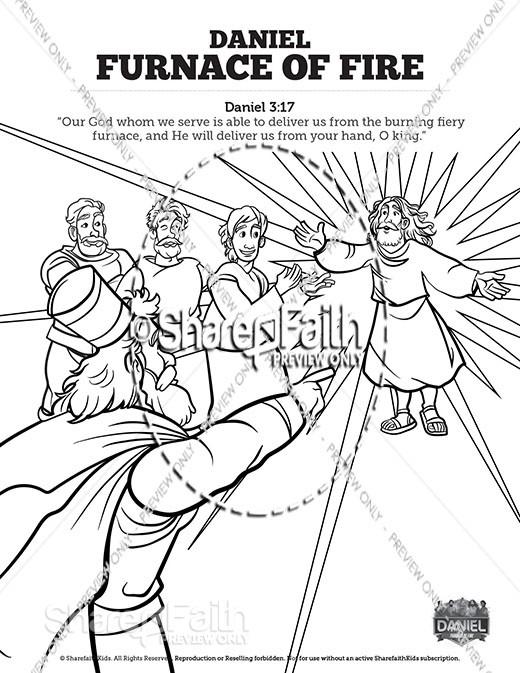 daniel coloring pages # 17