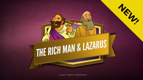 The Rich Man And Lazarus Sunday School Lesson Luke 16
