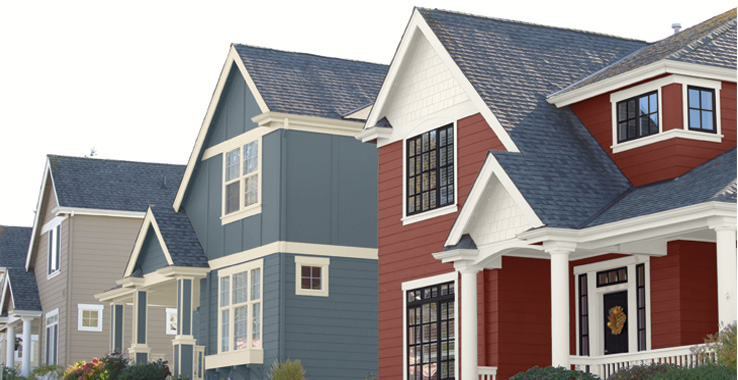 Suburban Traditional Palette By Sherwin-Williams
