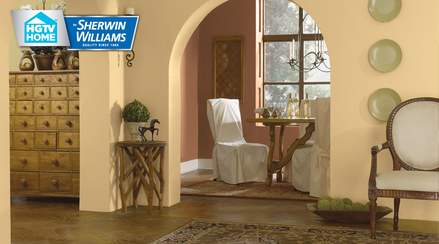 rustic refined paint color collection hgtv home by on paint colors by sherwin williams id=88061