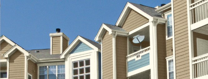 Choosing Exterior Colors For The Multi Family Residential Market