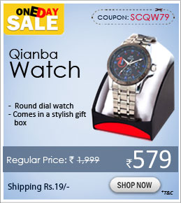 Qianba Watch at cheapest price