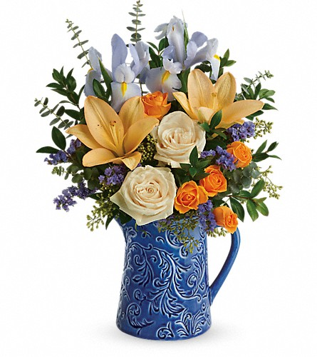 Teleflora's Spring Beauty Bouquet spring beauty in ...