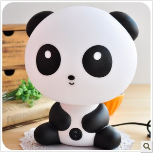 Lovely Household Cartoon Kung Fu Panda Desk Lamp