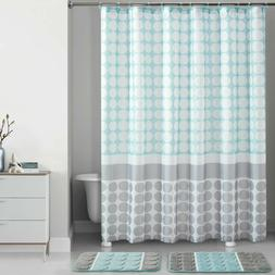 mainstay shower curtain sets shower