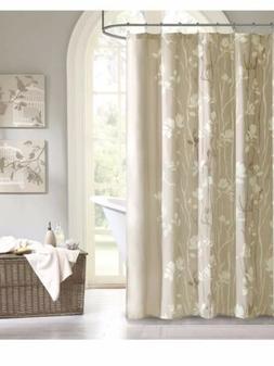 madison park mp70 2303 aubrey shower curtain 54x78 blue 54x78 mimbarschool com ng