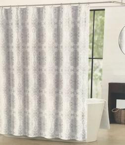 tahari home medallion shower curtain