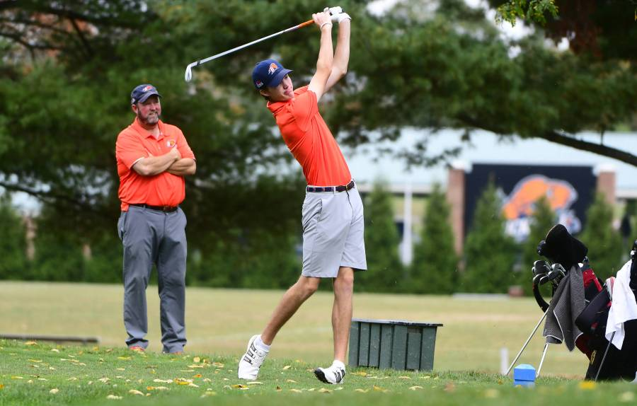Men s Golf Opens with 301 at Wildcat Invitational   Bucknell University Men s Golf Opens with 301 at Wildcat Invitational