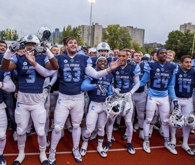 Football To Host Yale On Friday Night At 7 P M