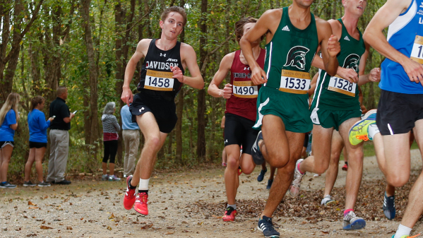 Carmack Paces MXC at Louisville Cross Country Classic