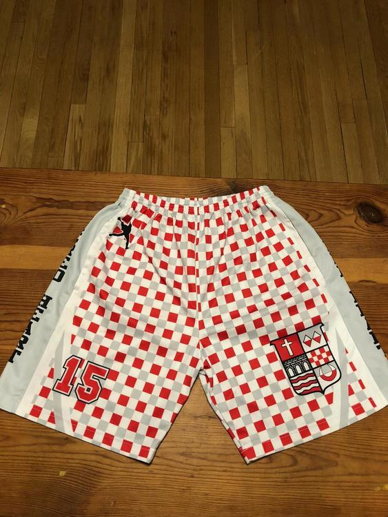 Sacred Heart University Shorts #15 | SOLD | Lacrosse ...