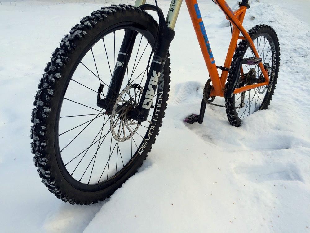 Mountain Tires Bike Studded 29