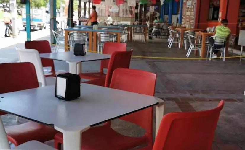 Sector restaurantero. (Karim Moisés/SIPSE)