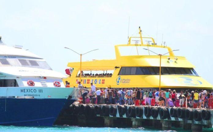 Resultado de imagen para cozumel ferry