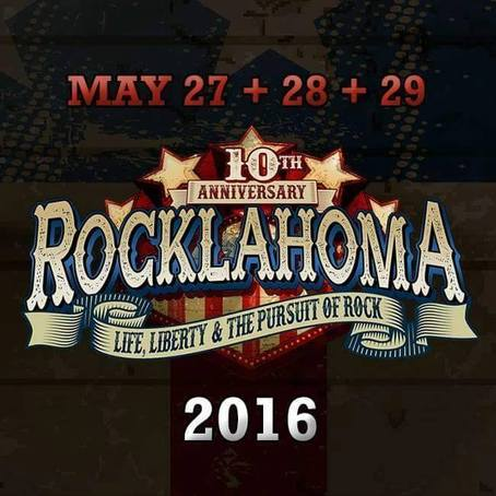 Rocklahoma Festival 2016 Pryor Line Up Photos Amp Videos