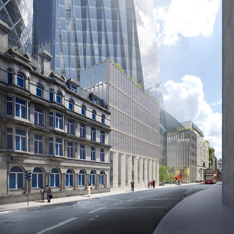 100 Leadenhall Street The Skyscraper Center