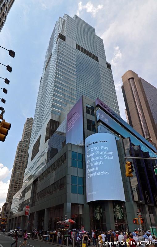 Fresh New York Address