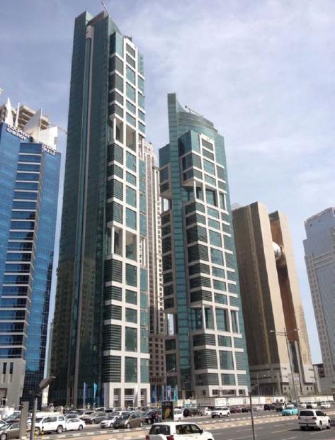 Al Baker Executive Tower 2 - The Skyscraper Center
