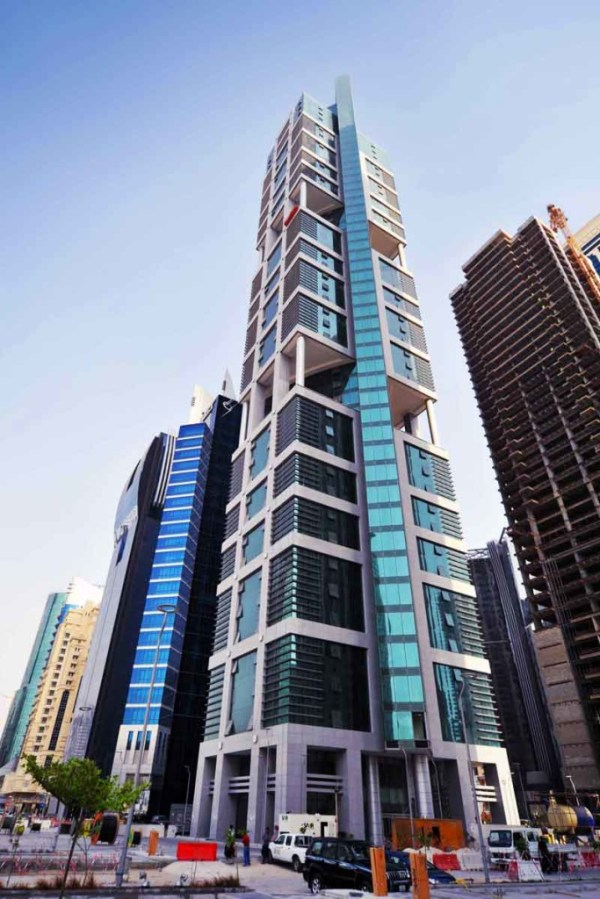 Al Baker Executive Tower 1 - The Skyscraper Center