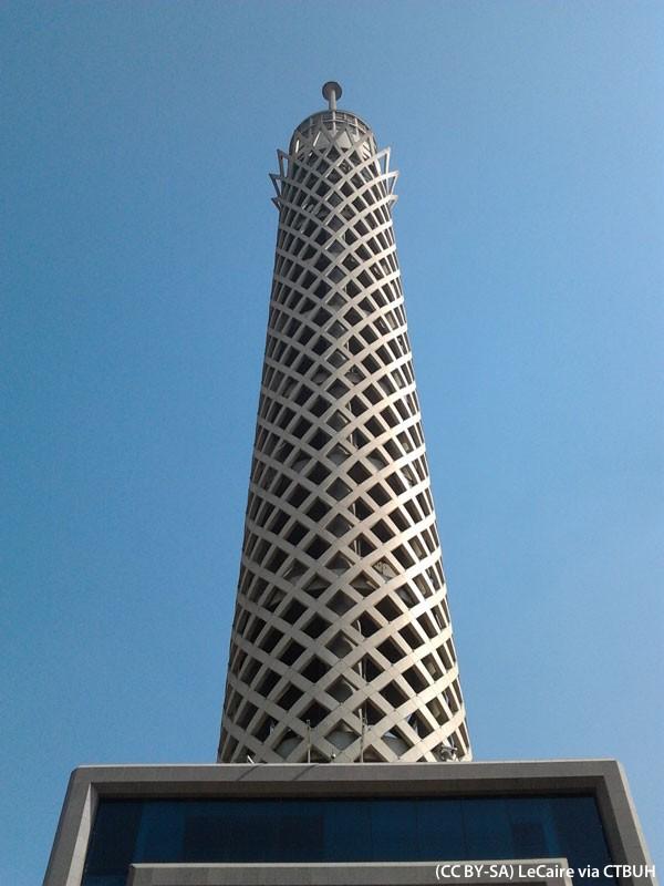 Cairo Tower The Skyscraper Center