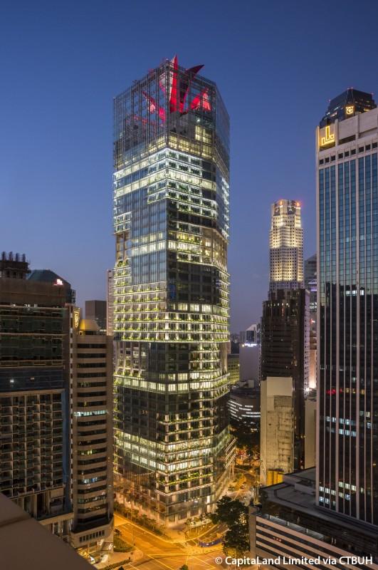 CapitaGreen - The Skyscraper Center