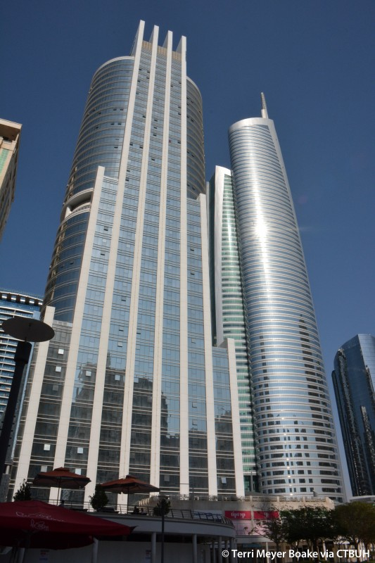 Goldcrest Executive Tower - The Skyscraper Center