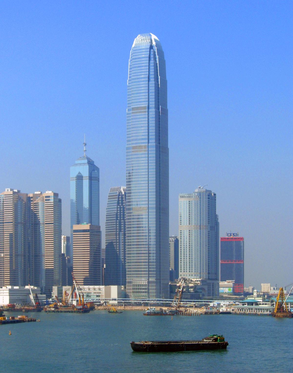 Two International Finance Centre - The Skyscraper Center