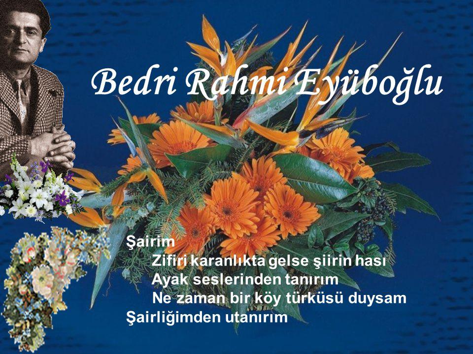 bedri rahmi eyüboğlu köy türküsü şiiri ile ilgili görsel sonucu