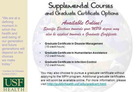 Free Resume 2018 » graduate certificate in public health   Free Resume