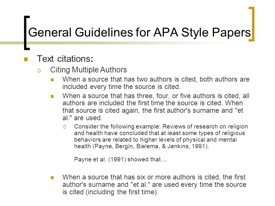 apa style blog Note: adapted from apa, 2009 please note that some of them are capitalized while others are not references american psychological association.
