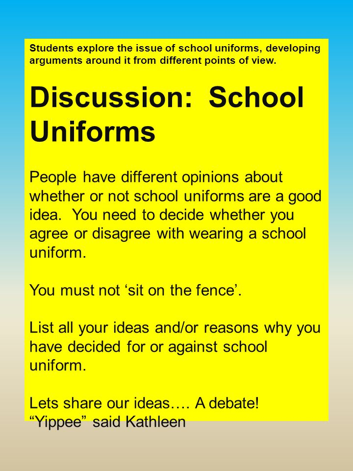 school uniform for and against essay ga school uniform for and against essay