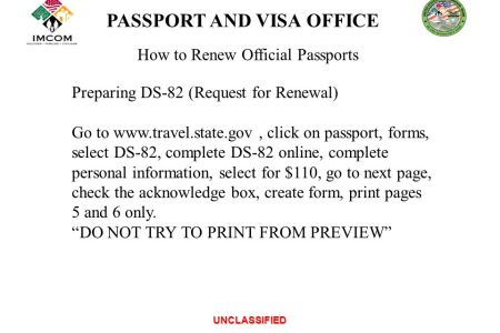 Free Forms 2018 Renew Passport Form Ds Free Forms