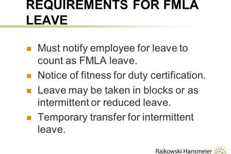 Free Resume Sample Fmla Requirements For Employees Resume Sample