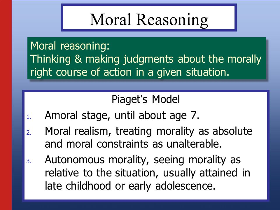 Image result for moral constraints