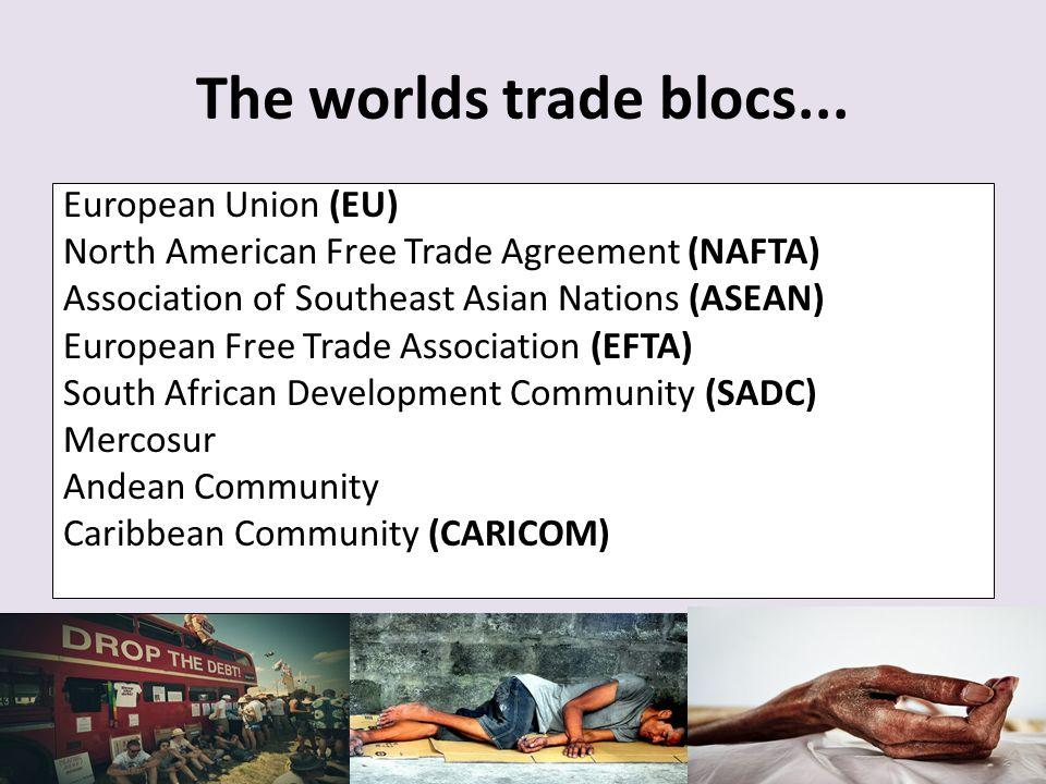 Image result for NAFTA nations