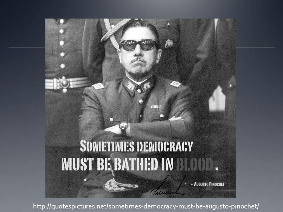 Image result for Pinochet propaganda